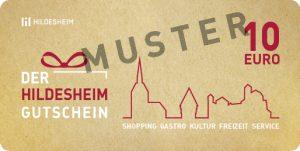 Hildesheim Gutschein 10 €